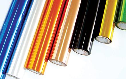Hot Stamping Foils - Soham Technologies